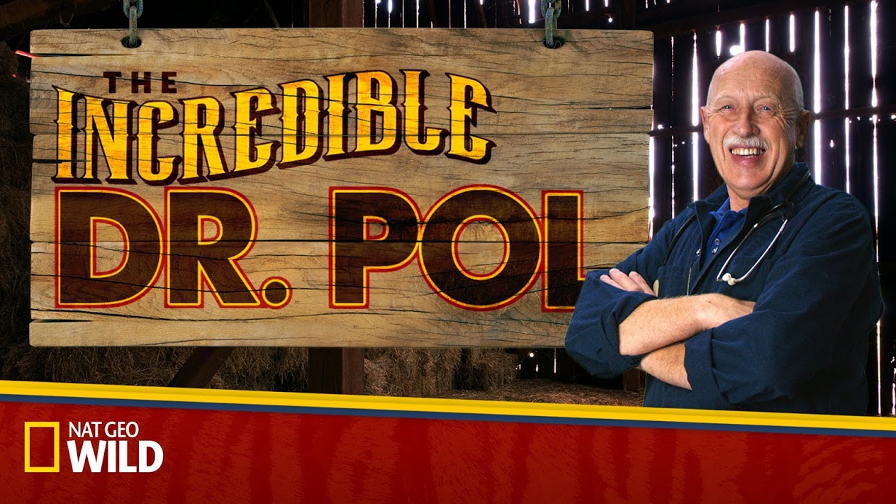 Natgeo Wild S The Incredible Dr Pol New Season Coming