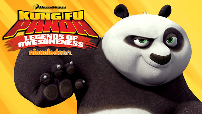 kung fu panda legends of awesomeness episode 19 challenge day