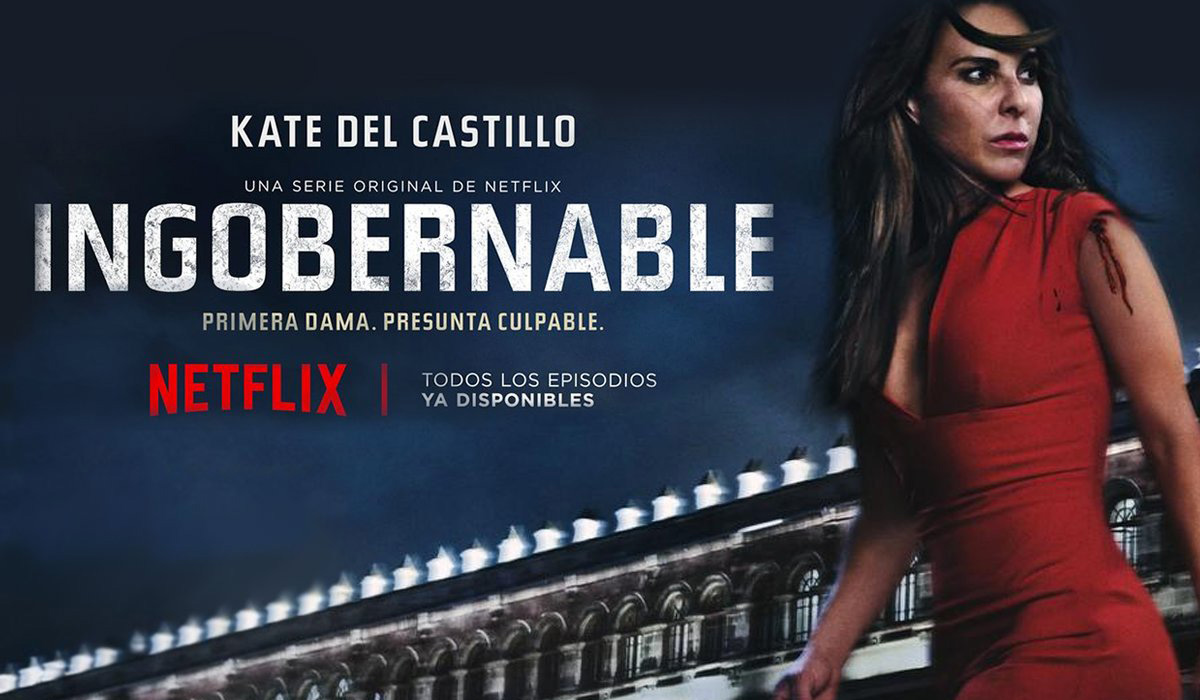 Image result for descriere Ingobernable netflix
