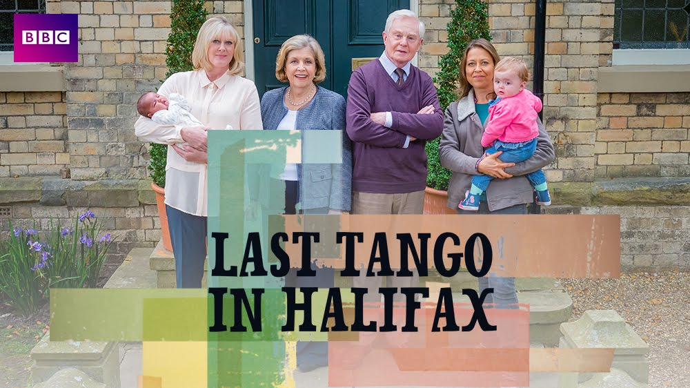 series 5 of last tango in halifax commissioned by bbc one