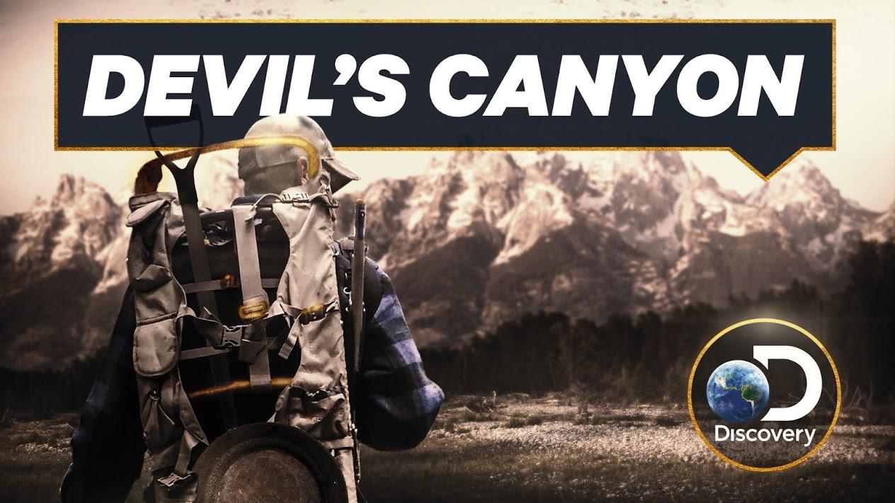 El cañon del Diablo HDTV Lat/Ing codec H.264 MEGA Devils-Canyon