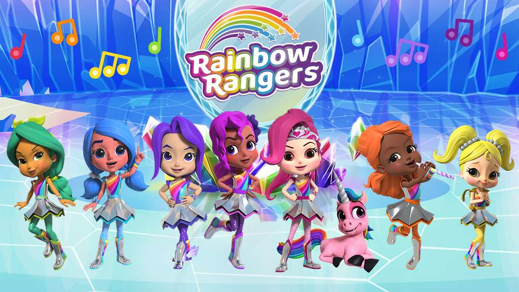 Will Rainbow Rangers Be Greenlit For A Season 2 By Nick Jr